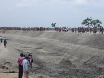 Cannal Re-Exavatio at Dhulihar,Satkhira