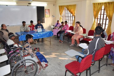 Disability Hostel Meetings January 2019