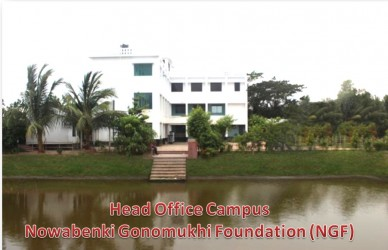NGF Head Office Campus
