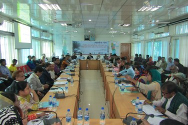 Climate change adaptation meeting