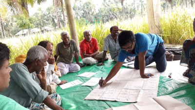 Planning at village level